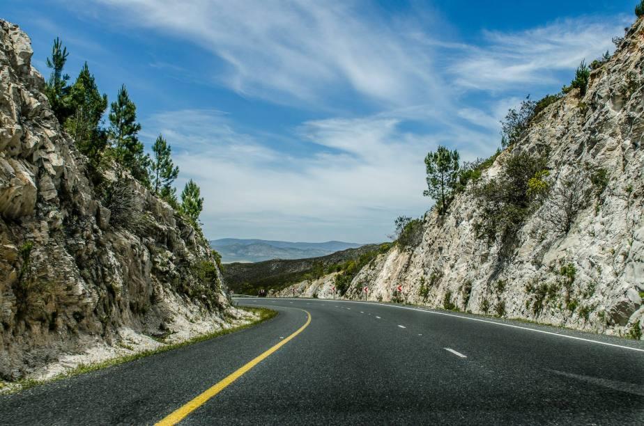 Photo ©Yajur Chotai, en-route from Cape Town to Durban (N2 motorway).